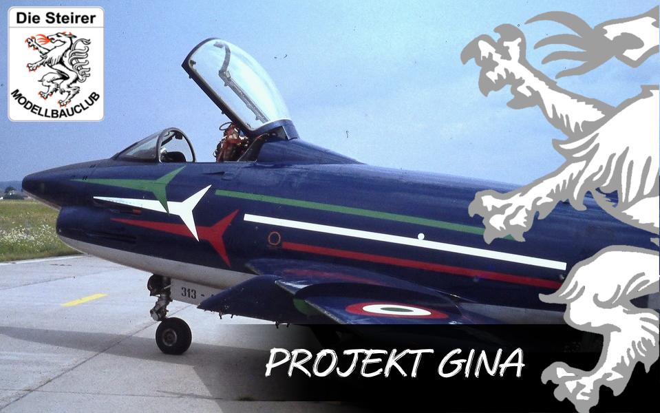 Papiermodellbau Projekt Gina